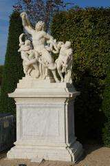 Laocoon and his sons - Tuby (1696)