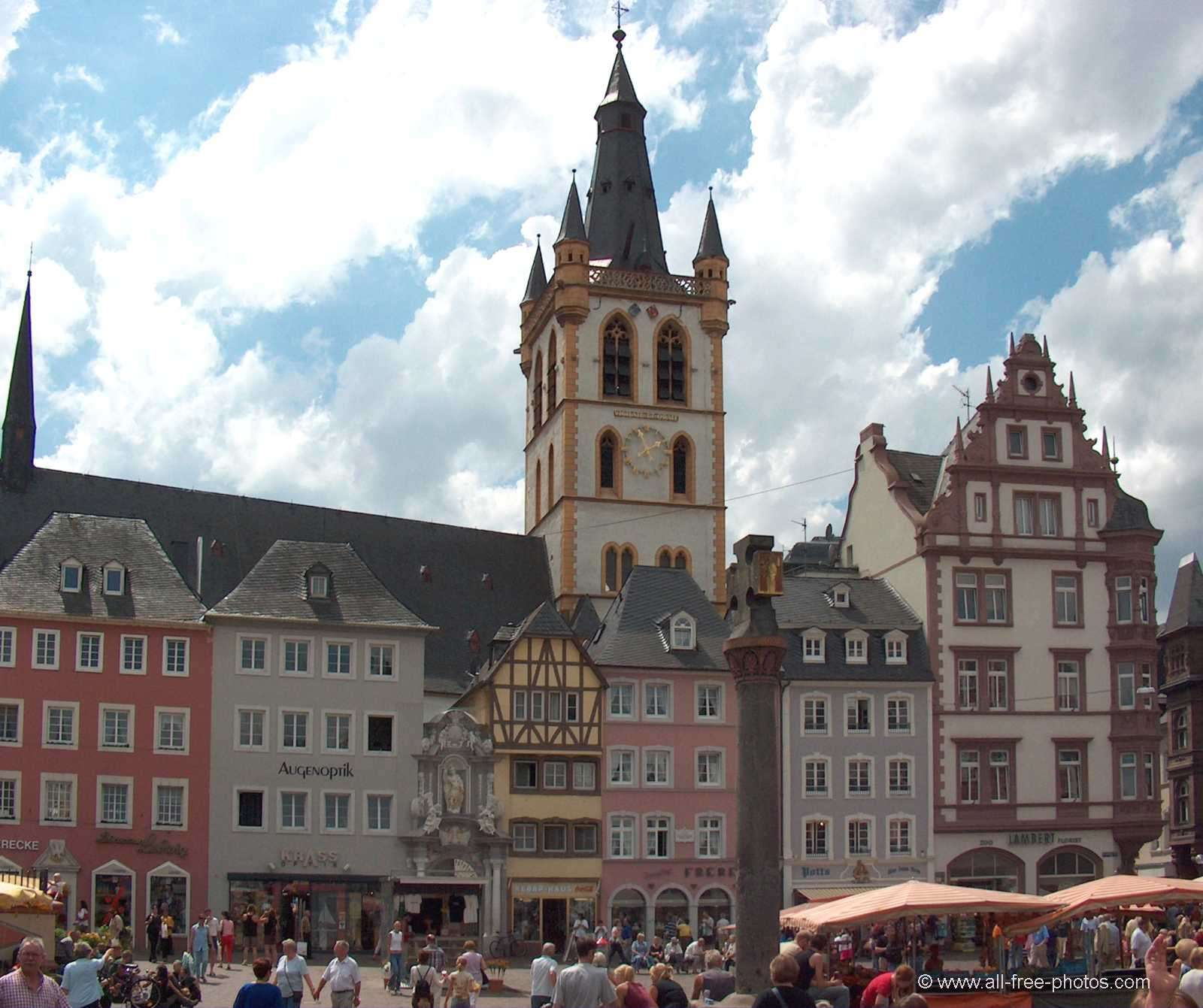 Trier Germany  city pictures gallery : Home Galleries Towns and villages Germany Trier Trier Germany