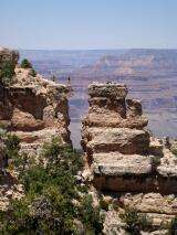 Grand Canyon du Colorado - Arizona - USA