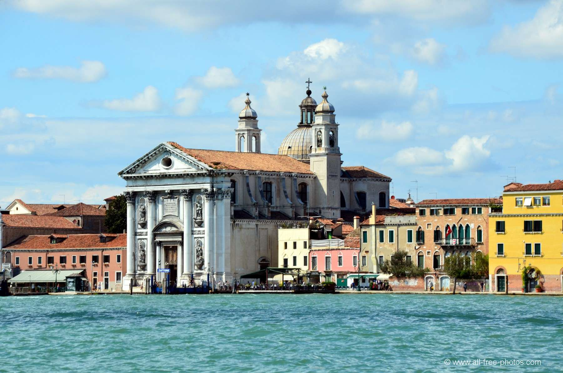Church of  Gesuati - Venice