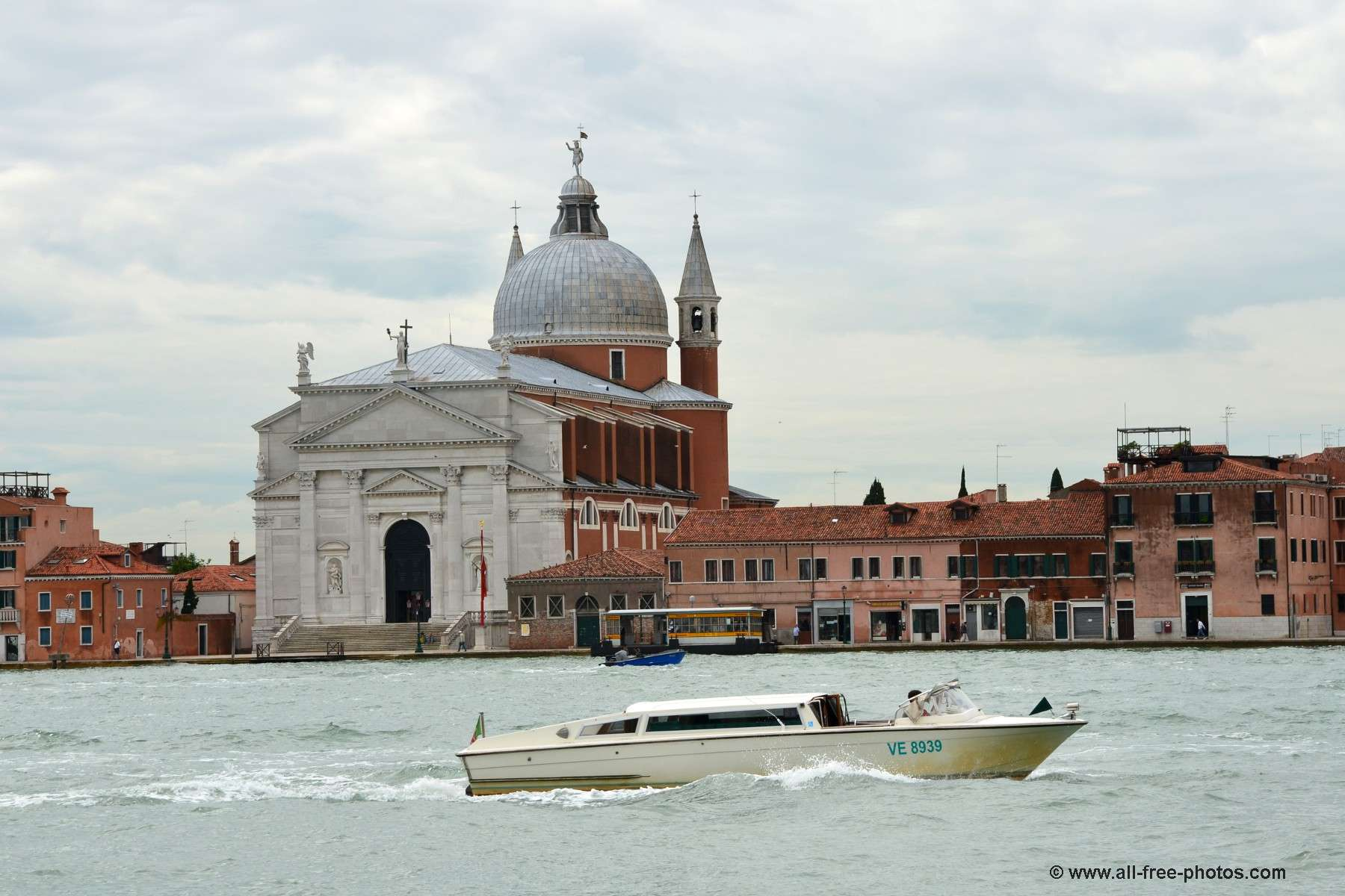 Church of  Santissimo Redentore - Venice