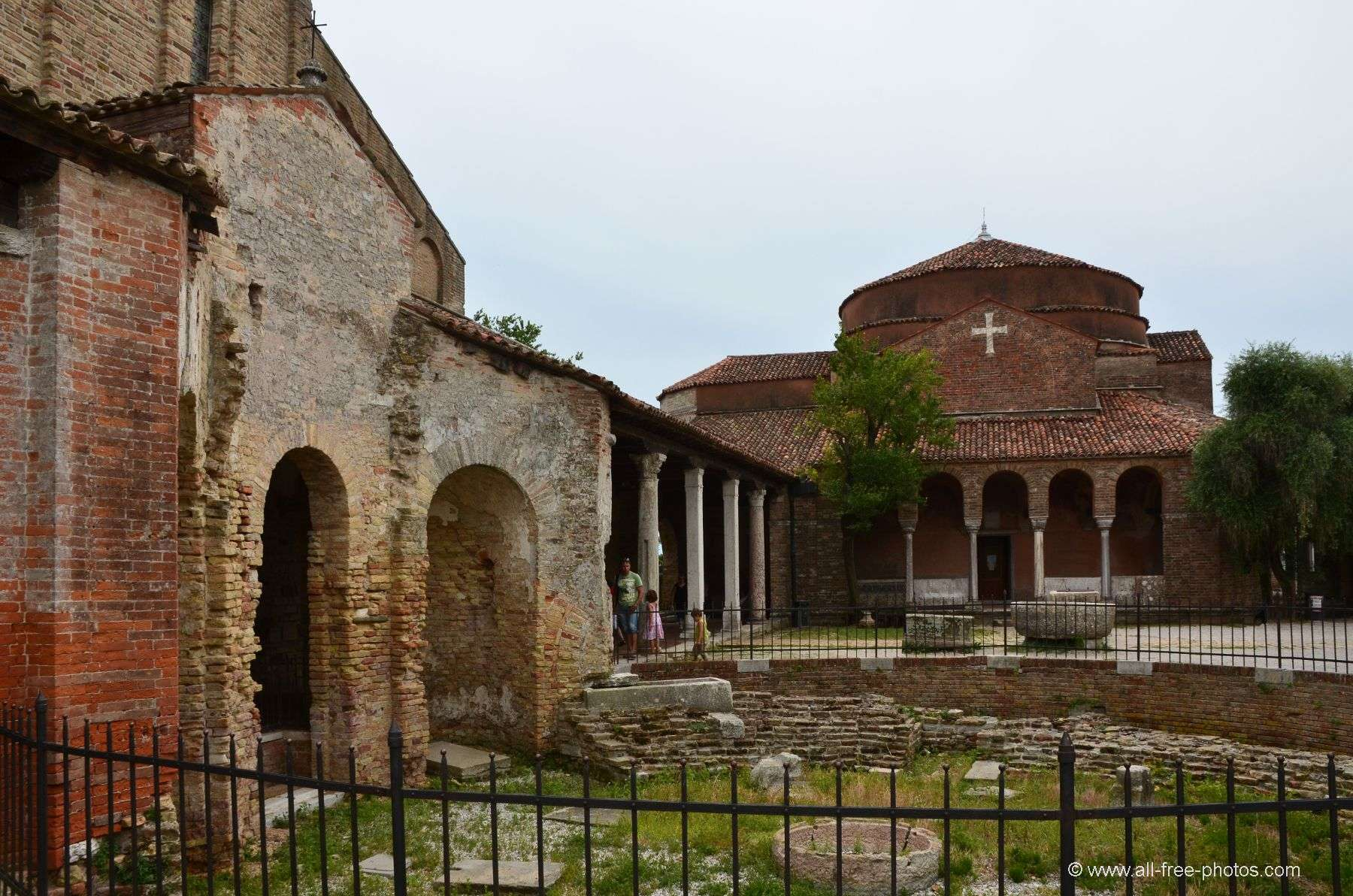 Church of  Santa Fosca - Torcello - Venice