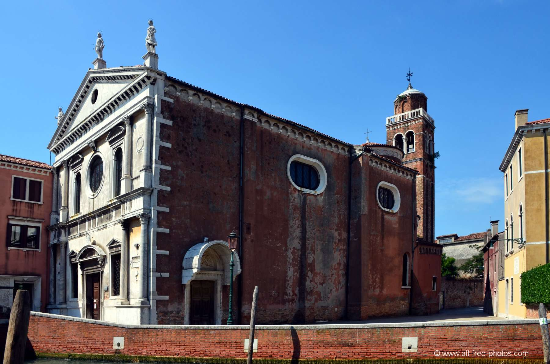 Church of  San Sebastiano - Venice