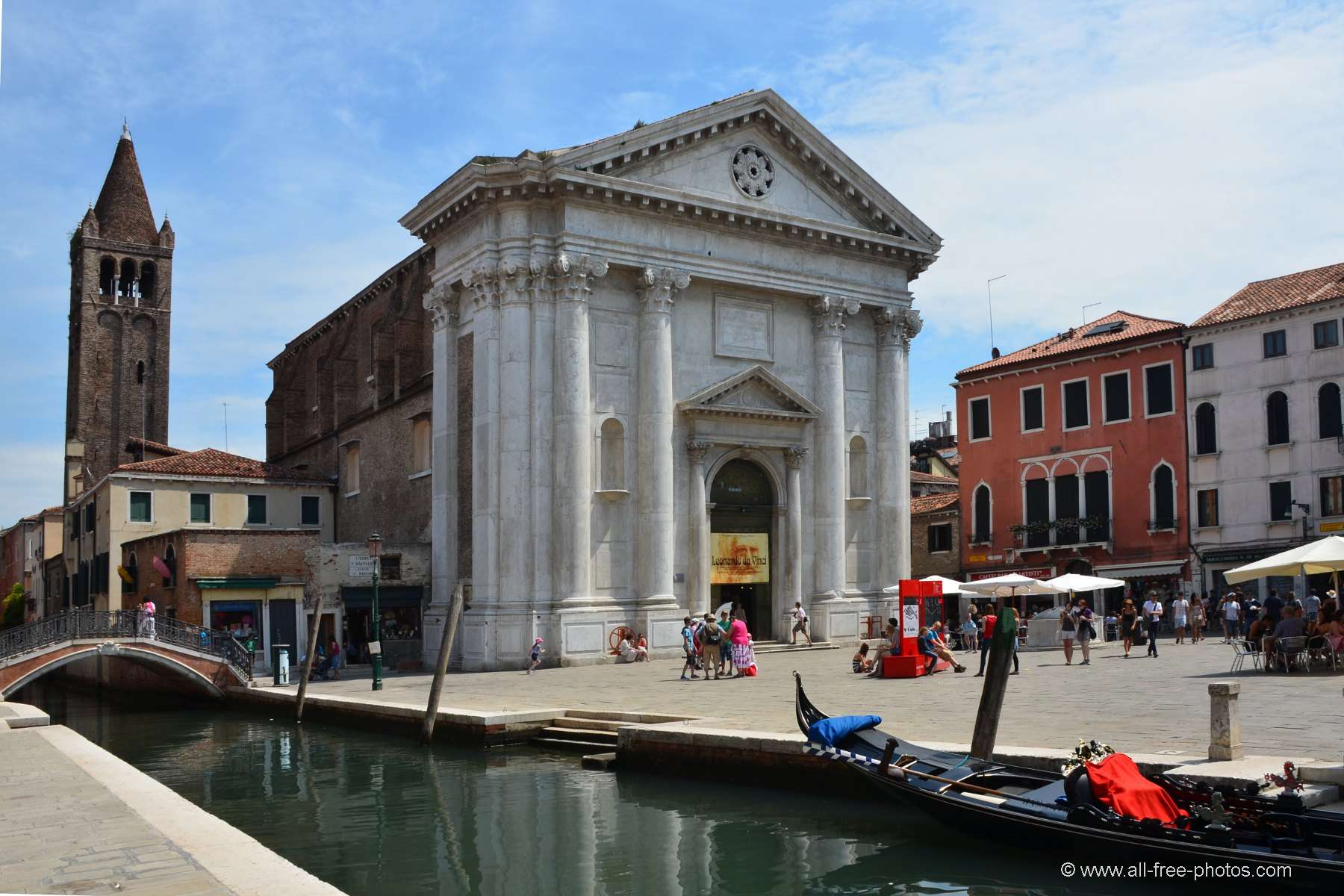 Church of  San Barnaba - Venice