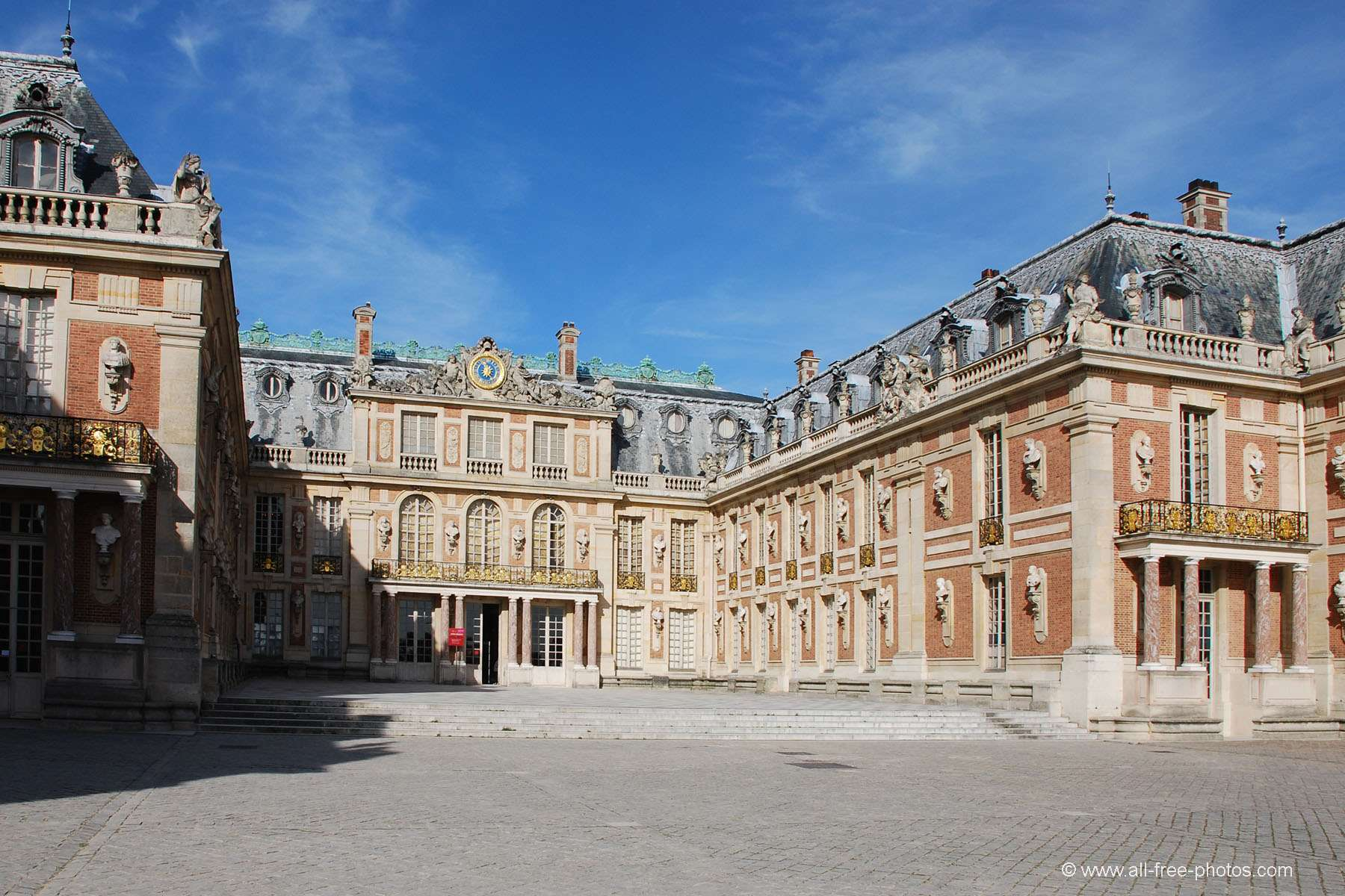 Castle of Versailles - France