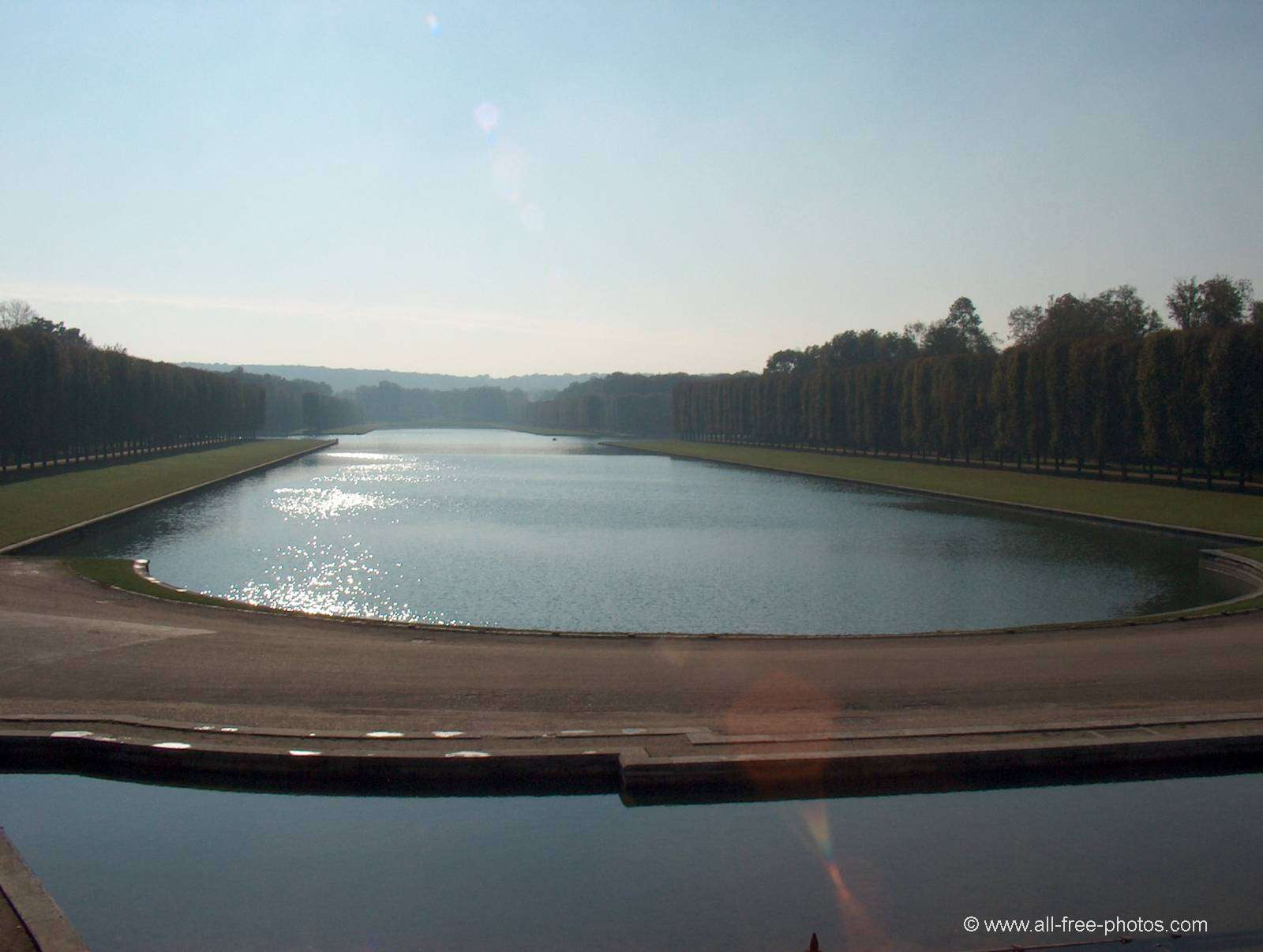 Canal of the Trianons - Versailles - France