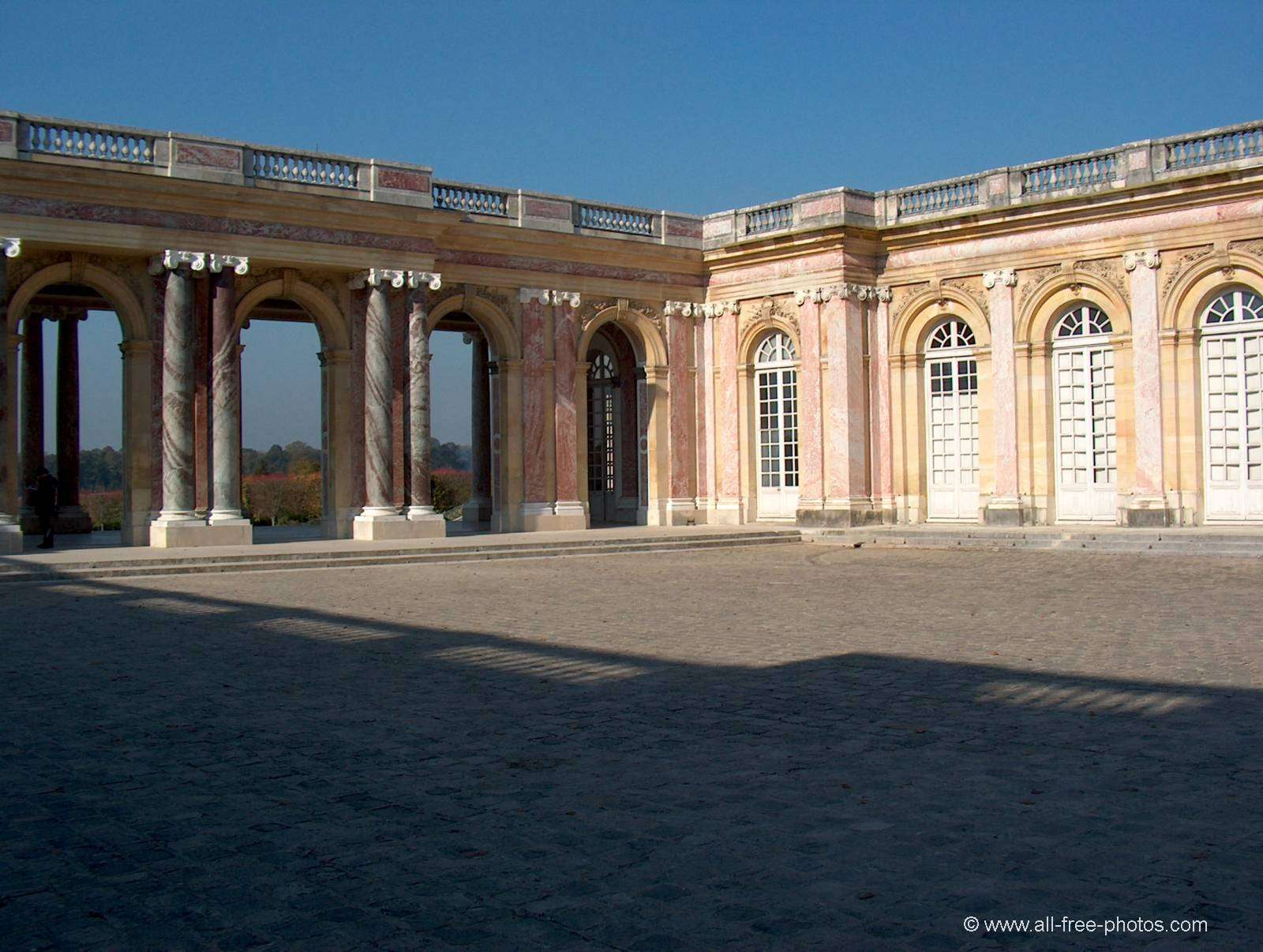 The Grand Trianon - Versailles - France