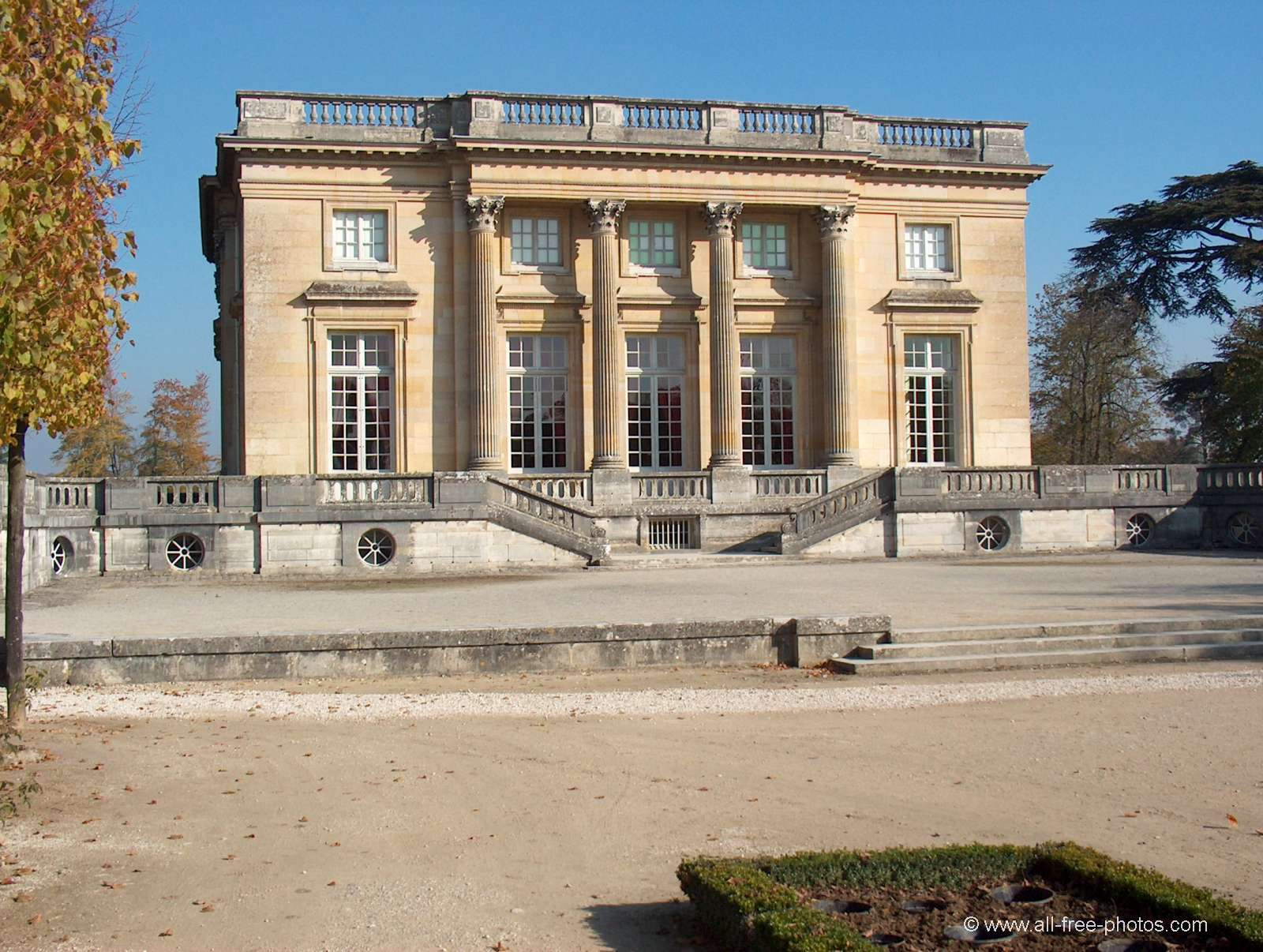 The Petit Trianon - Versailles - France