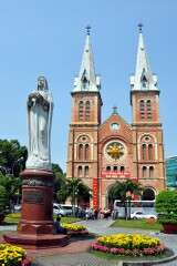 Notre Dame Cathedral - Ho Chi Minh City - Vietnam