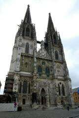 Cathedral St Peter - Regensburg - Germany