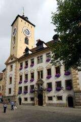 Old city hall - Regensburg - Germany