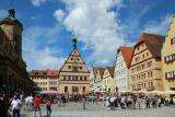 Plaza - Rothenburg - Alemania