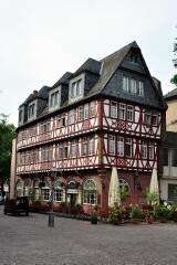 Werthey house - Frankfurt on the Main - Germany