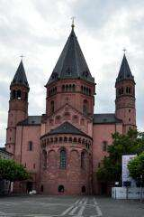 St Martin Cathedral - Mainz - Germany