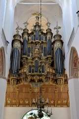 St. Mary's Church - Stralsund - Germany