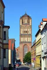 St Jacob Church - Stralsund - Germany