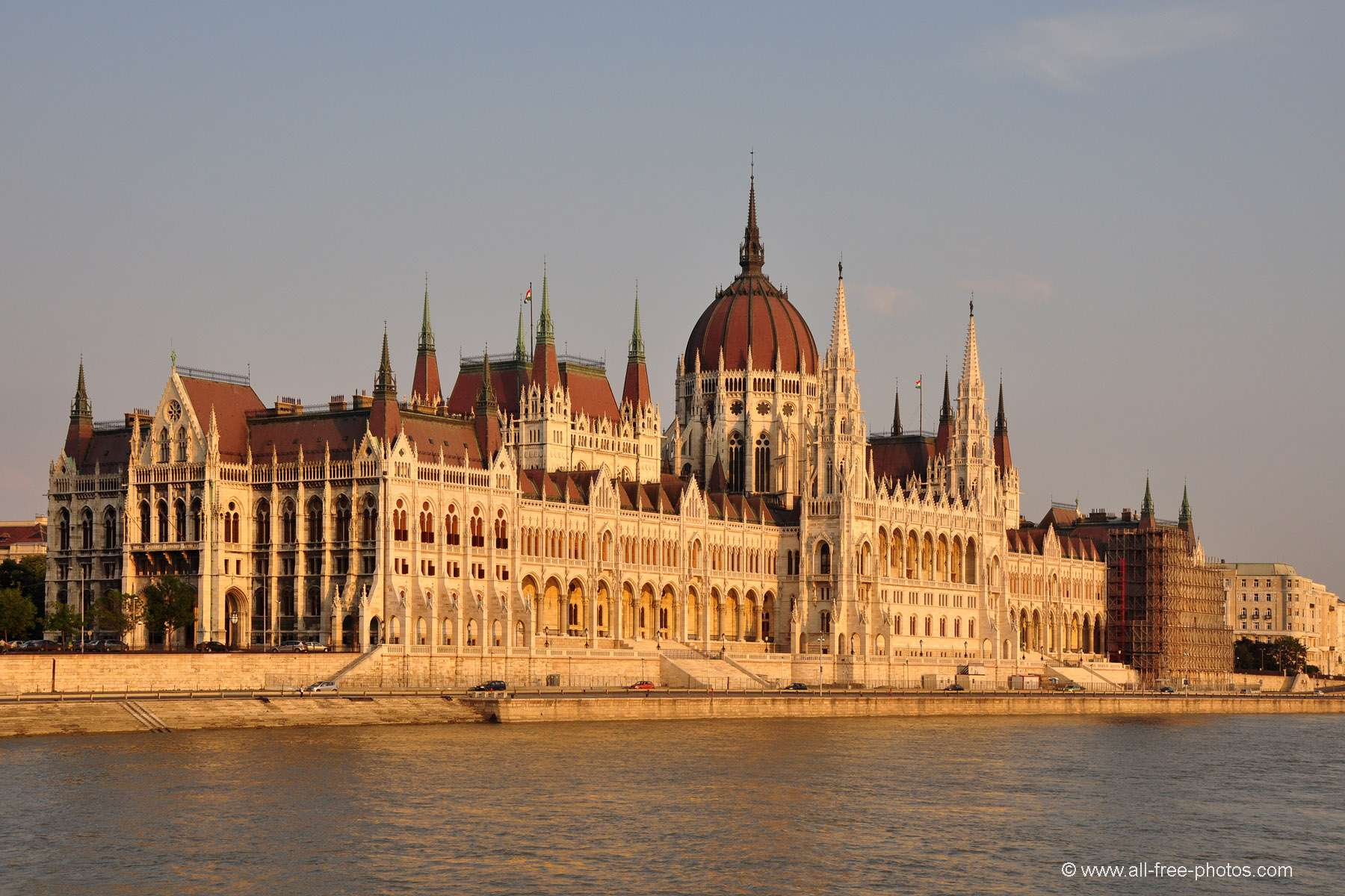 The Parliament - Budapest - Hungary
