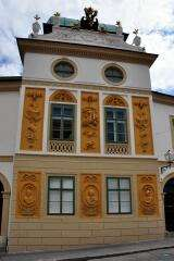 Old post office - Melk - Austria
